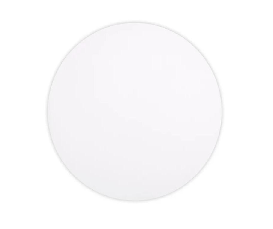 Наматрасник водонепроницаемый круглый (70х70 см) белый