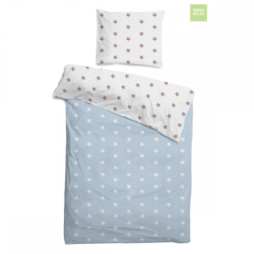 Mama Relax Комплект детского постельного белья Молочный шоколад