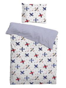 Комплект детского постельного белья Чудеса на виражах