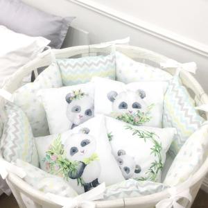Бортики панды