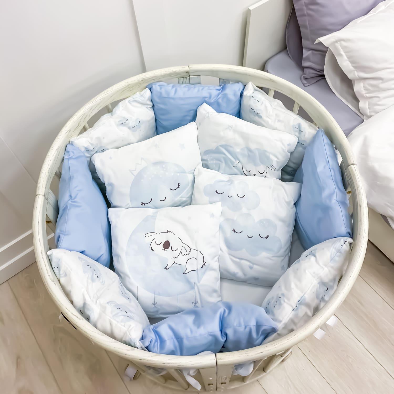 Happy Family Studio Бортик для кровати